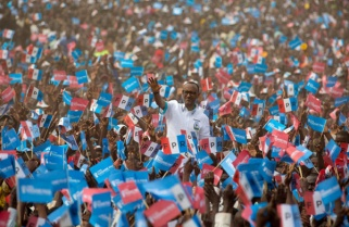 RPF Rally in Nyanza attracts record crowd