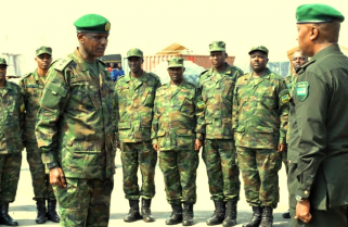 RDF Medical Team Concludes Tour of Duty in Central Africa Republic