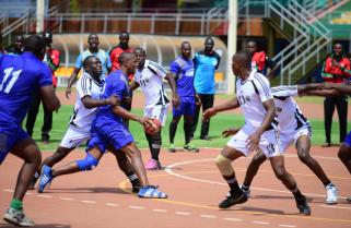 Rwanda Army Meets Resistance at EAC military Games