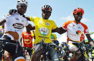 Fifteen Riders Named for 2017 Tour du Rwanda