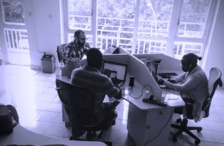 Office Co-sharing Trend Picking up in Kigali