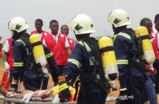 Rwanda Conducts Third Aerodrome Emergency Drill