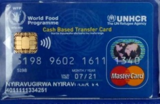 In Rwanda, No More Cash but MasterCard for Refugees