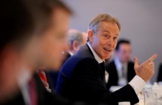 Tony Blair Says 'Rwanda is Well-Run Country'