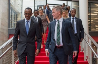 Kagame is UN 'Champion of the Earth' for 2016
