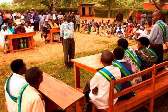 All Genocide Damages Must Be Paid By 2015--Busingye
