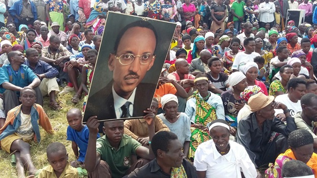 Residents express their desire to have President Kagame seek re-election