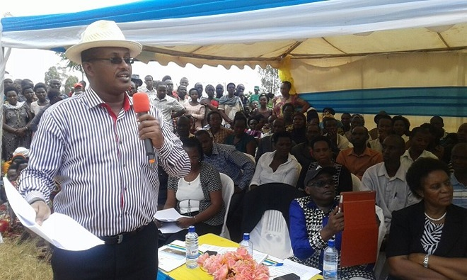 Parliament Goes To Villages To Consult On Presidential Terms