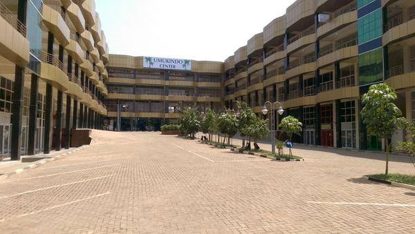 Cooperative of Former hawkers constructed this magnificent commercial complex worth Rwf15 billion.