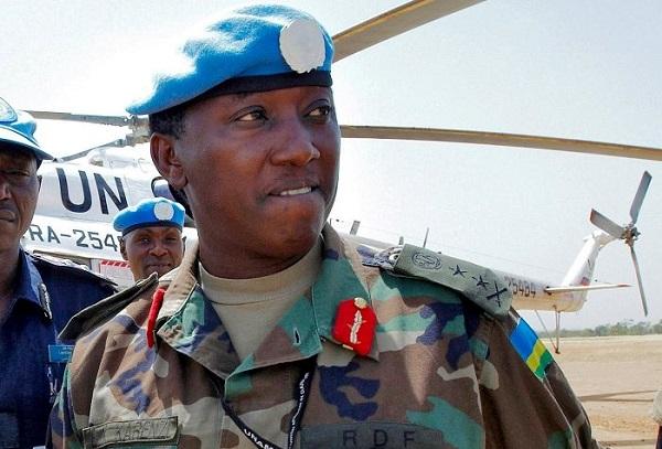 Gen. Karake has commanded UN troops in Darfur
