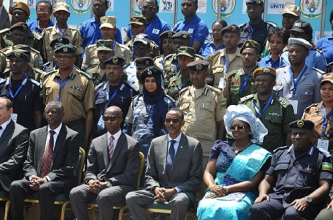 They Are Mothers, Wives, Sisters, No Debate! -Kagame