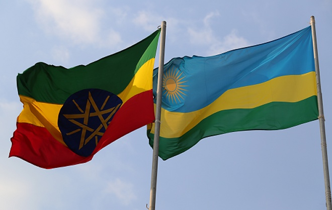 Rwanda And Ethiopia Inventing A New Africa