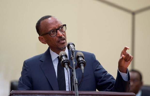 President Paul Kagame on Friday launched the Judicial year 2015/2016 calling upon Rwandans to reject selective international justice
