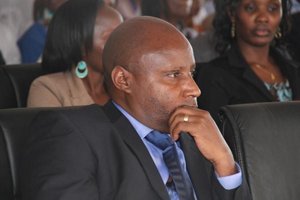 Mugiraneza, CEO Rwanda Energy Group Ltd