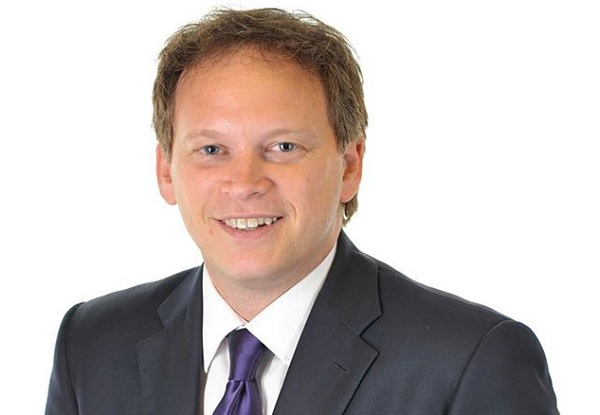 MP Grant Shapps: UK Minister of State for International Development and Minister for Africa in the Foreign Office