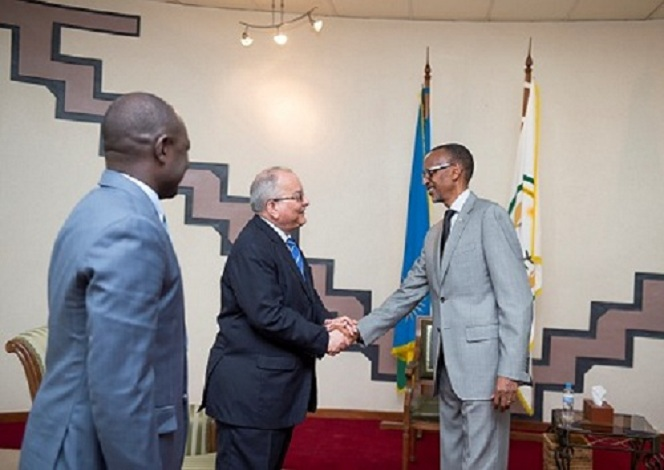 Central Africa In Need Of Rwanda's Expertise