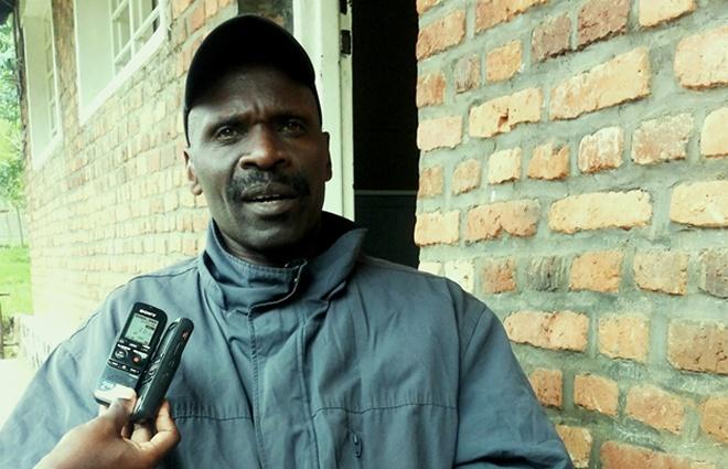 Lt.Col. Gerard Ntibibaza