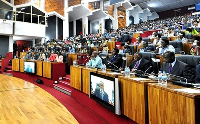 Parliament Decides Fate Of 2003 Constitution This Wednesday
