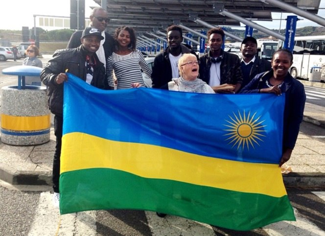 Thousands Arrive For Rwanda Day In Amsterdam