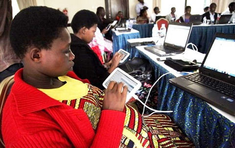 By 2017, about 95% of Rwandans will be using Internet