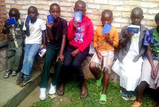 Rwandan Kids Raise Rwf400m In Bank Savings