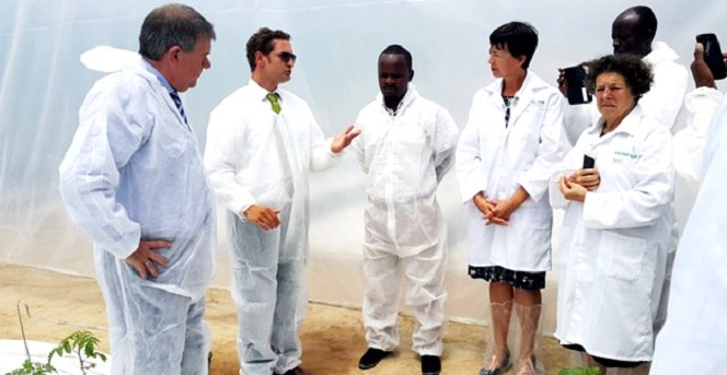Dutch Firms Explore Business In Rwanda's Agriculture