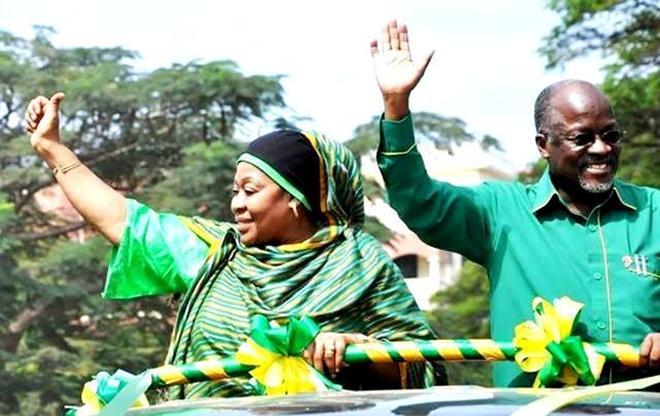 Kagame In Tanzania For Magufuli Ceremony