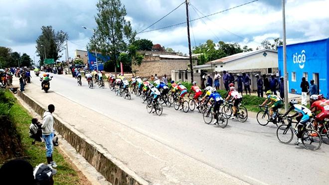 Tour du Rwanda Yellow Jersey Stays Home