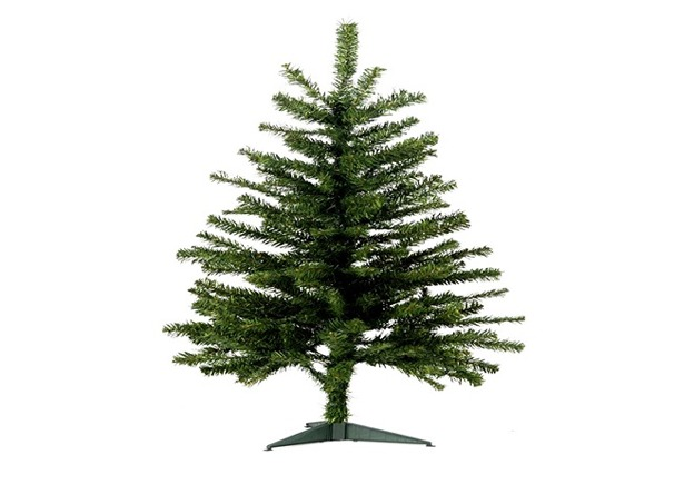 Families now have to buy plastic trees to imitate the real trees