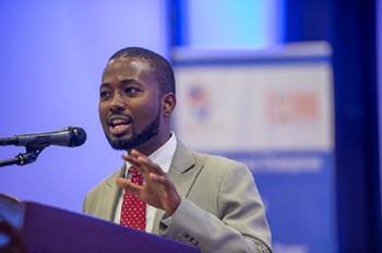 Delle advises Rwandan youth to be philanthropic