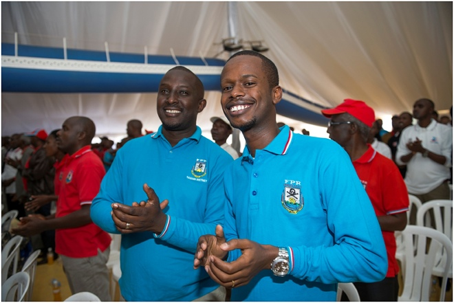 Youthful cadres have been vocal, demanding Kagame be re-elected