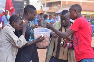 Tales of Street Children Who Returned Home