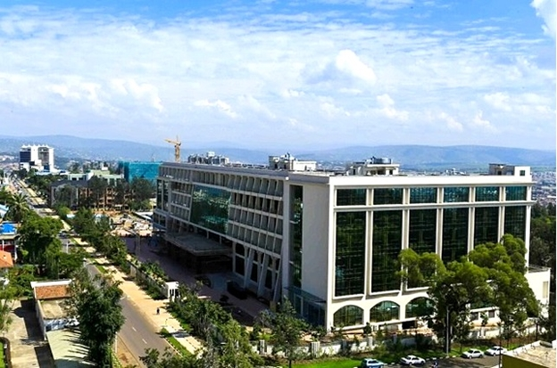 Marriot Hotel in Kigali will be opened in mid February