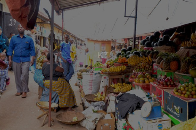 Traders at Kimironko market in Kigali selling various fruits and vegetables. There are several government initiatives that aim at improving nutrition among families in the country to cut down on stunted growth