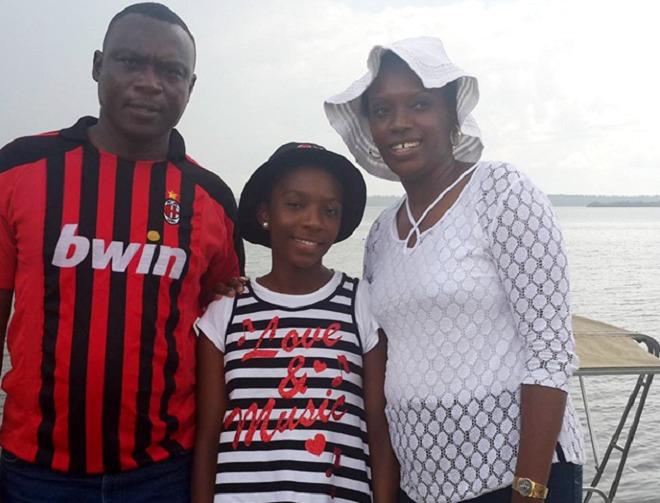 Asante Musangabatware Carine(C) scored 5 aggregates in Primary Leaving Examination