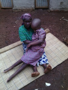Some Rwandan Parents Throwing Away Their Children