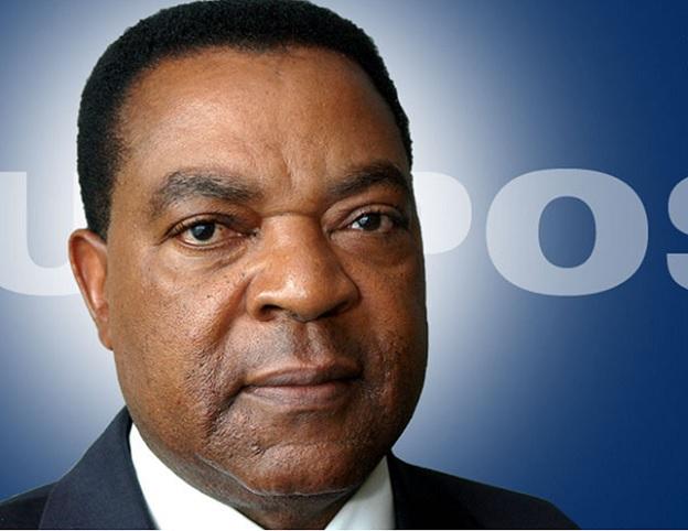 Augustine Mahiga Tanzanias Foreign Affairs Minister