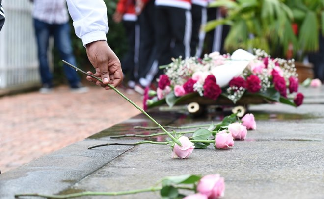 Furry In Parliament Over Management Of Genocide Memorial Sites