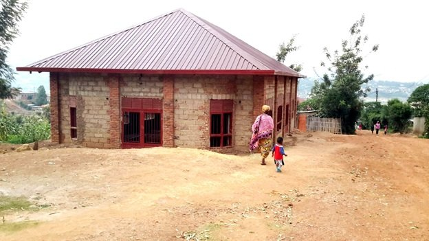 Byimana village offices built at a cost of Rwf20Million