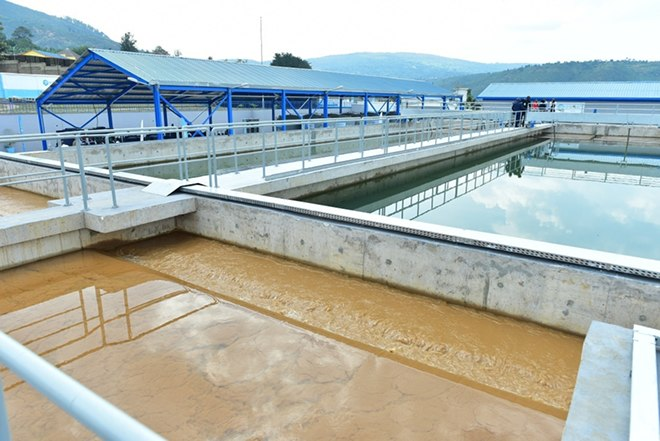 American Firm Turns Kigali's Dirty Water Into Its Finest