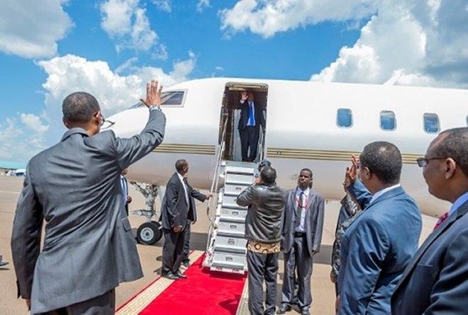 Djibouti's Omar Visit Opens Rwanda's Access To The Arab World