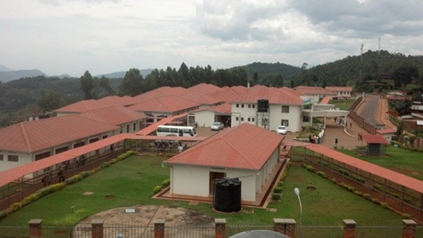 This is Bushenge hospital in another rural Nyamasheke district. The planned hospital in Nyabihu district is expected to have more facilities