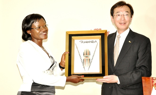 Rwanda Inks Deal to Export Engineers to Japan