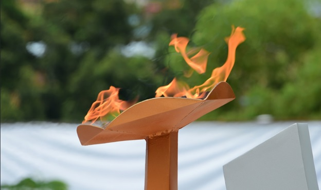 Flame of remembrance lit on April 7 will last for 100 days