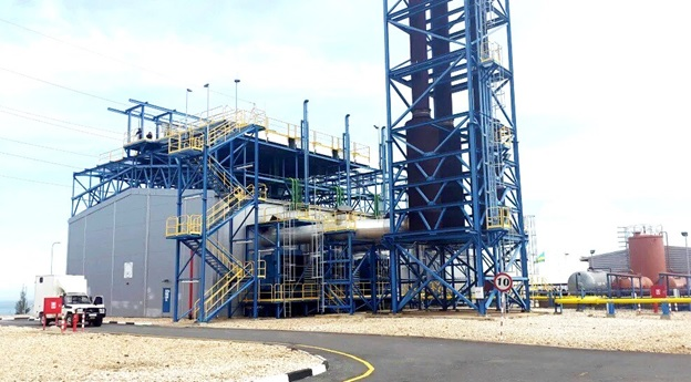 KivuWatt Power Plant
