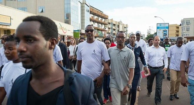 Kigali Going Car-free On Sunday