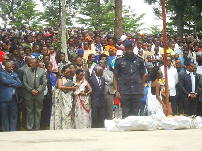 568 Bodies Of Genocide Victims Discovered In Southern Rwanda