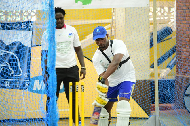 Rwandan Wins Cricket World Record For Batting, Bags $1 million