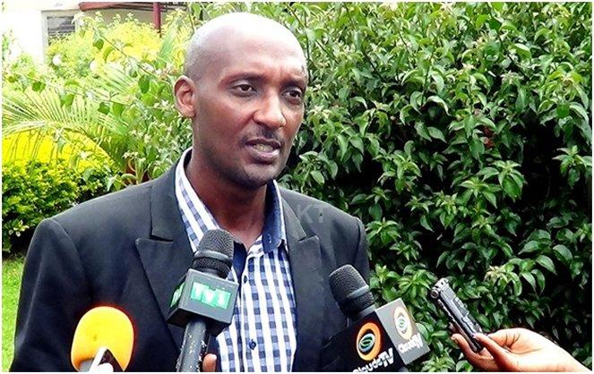Richard Tusabe the Commissioner General of Rwanda Revenue Authority