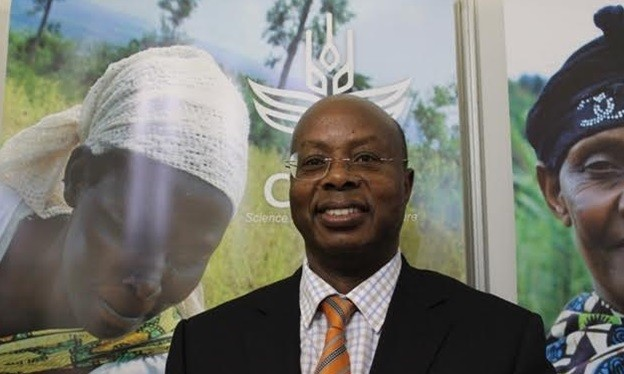 Adiel Mbabu-regional coordinator for the UN supported International Potato Centre in Sub-Saharan Africa